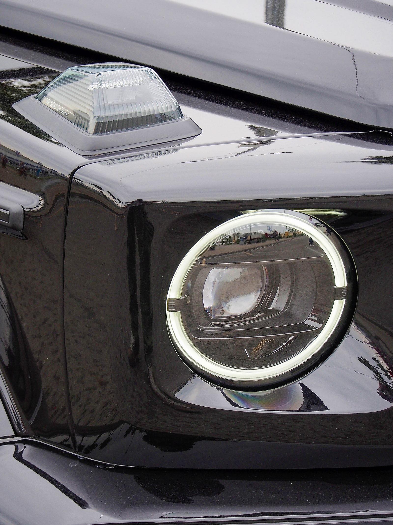 Mercedes-Benz G-Klasse фара