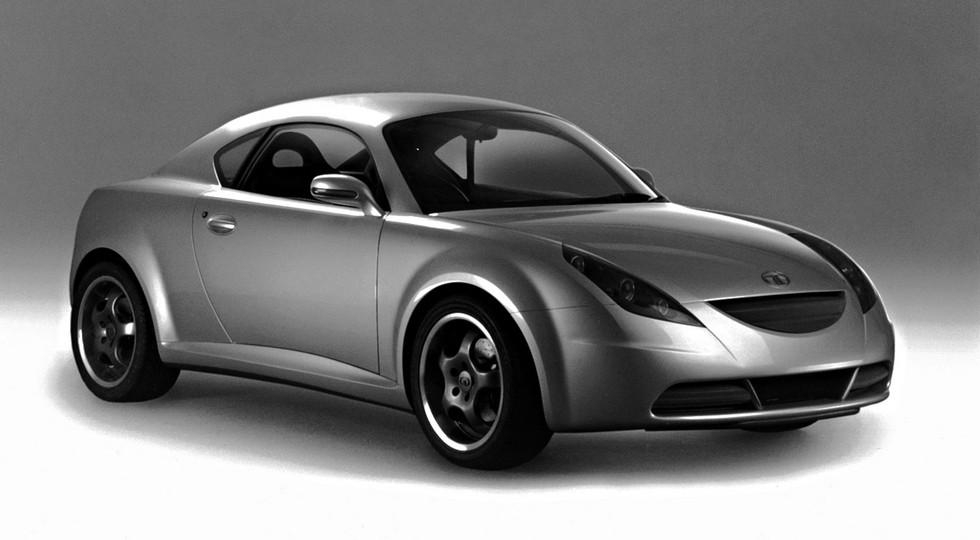 Сама Tata Motors неоднократно выставляла концепты на Женевском автосалоне. На фото: прототип Tata Aria Coupe, представленный в Швейцарии в 2011 году