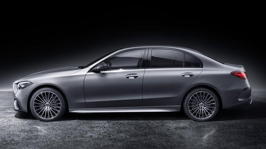 Mercedes-Benz C-Class сменил поколение: платформа от S-Class и новая моторная гамма