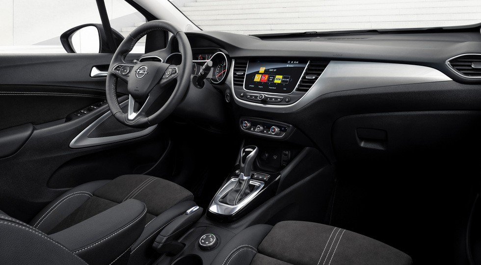 Opel расширяется в России: гамму пополнит компактный паркетник Crossland