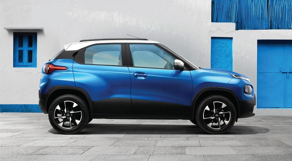 Бюджетный паркетник Tata Punch превзошёл Suzuki Ignis в оснащении и кое в чём ещё