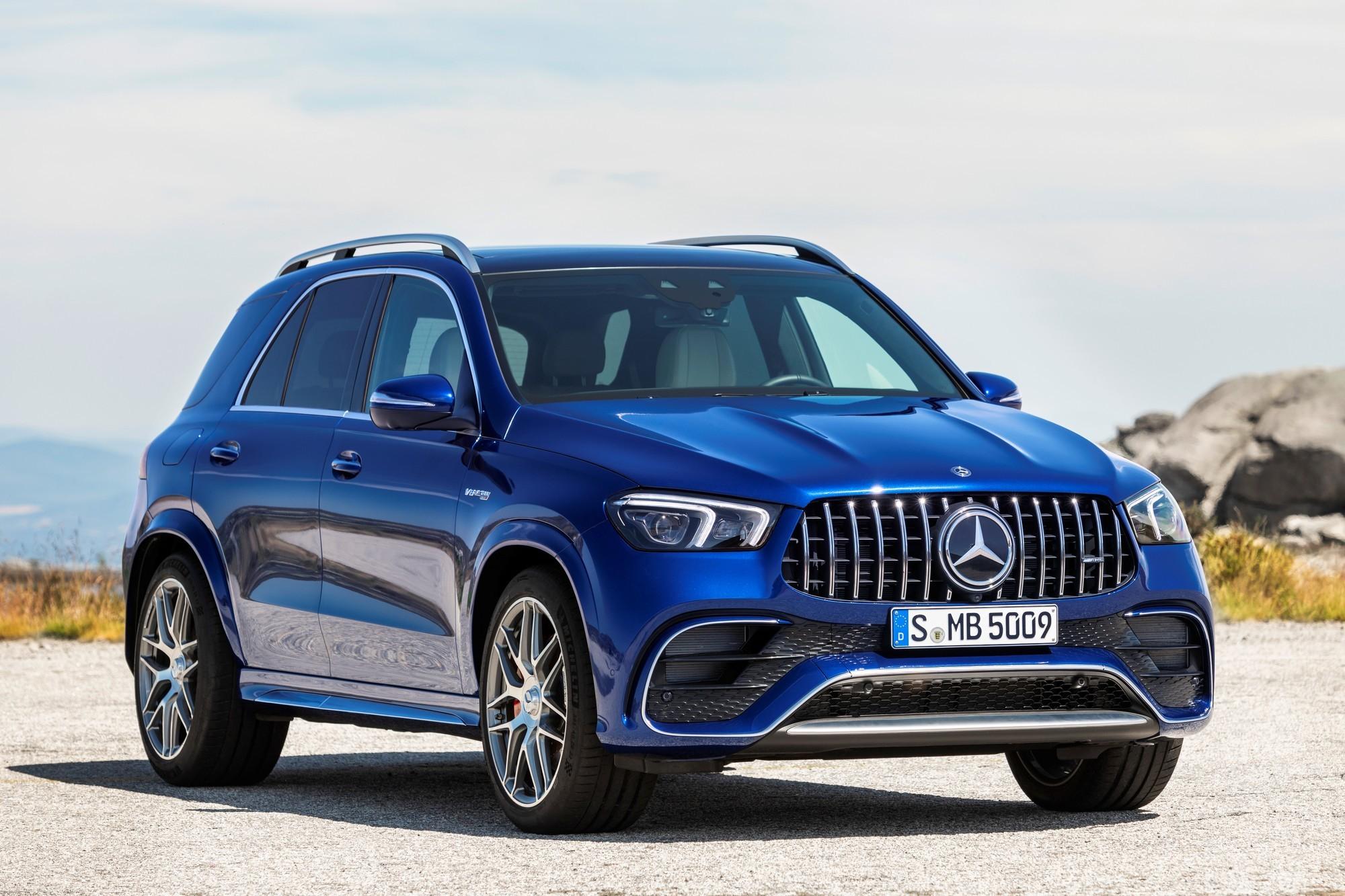 Накинуть петлю, затянуть и отрезать: В РФ отзывают кроссоверы Mercedes-Benz GLE