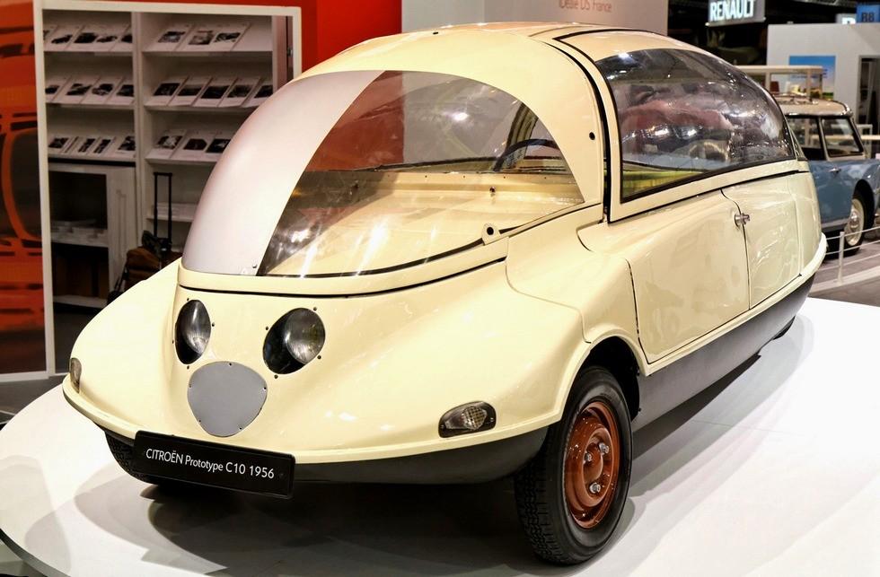 автомобиль С10
