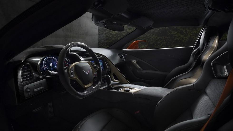 Chevrolet Corvette ZR12019