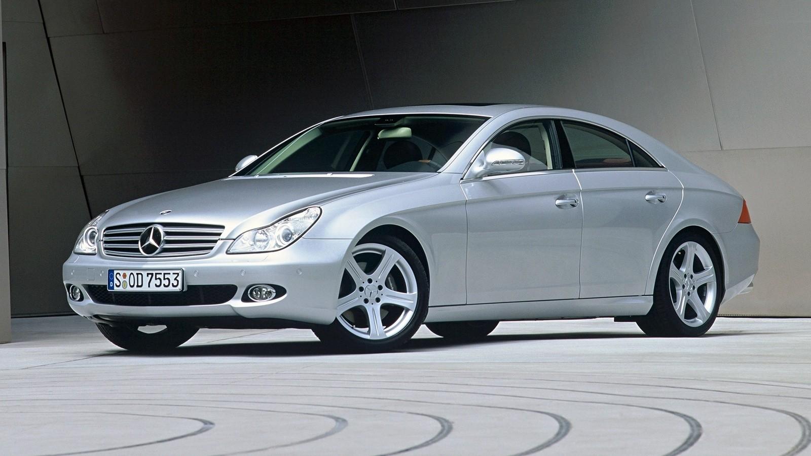 Mercedes-Benz CLS 500 Worldwide (С219) '2004–07.2010