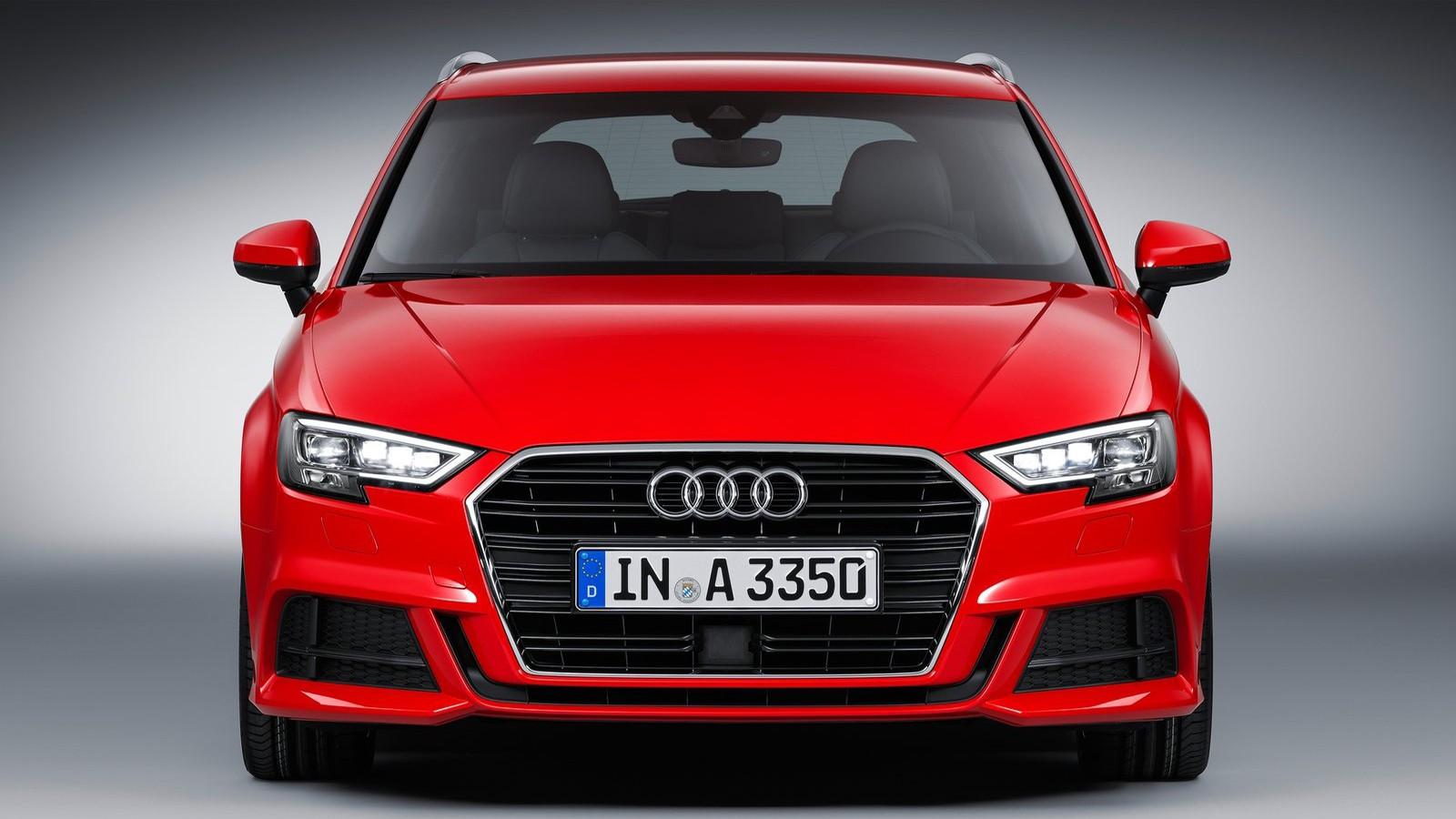 На фото: Audi A3 Sportback