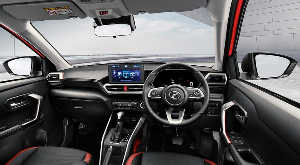 Кросс Perodua Ativa: крупнее братьев от Toyota и Daihatsu, дешевле переделанного Geely Coolray