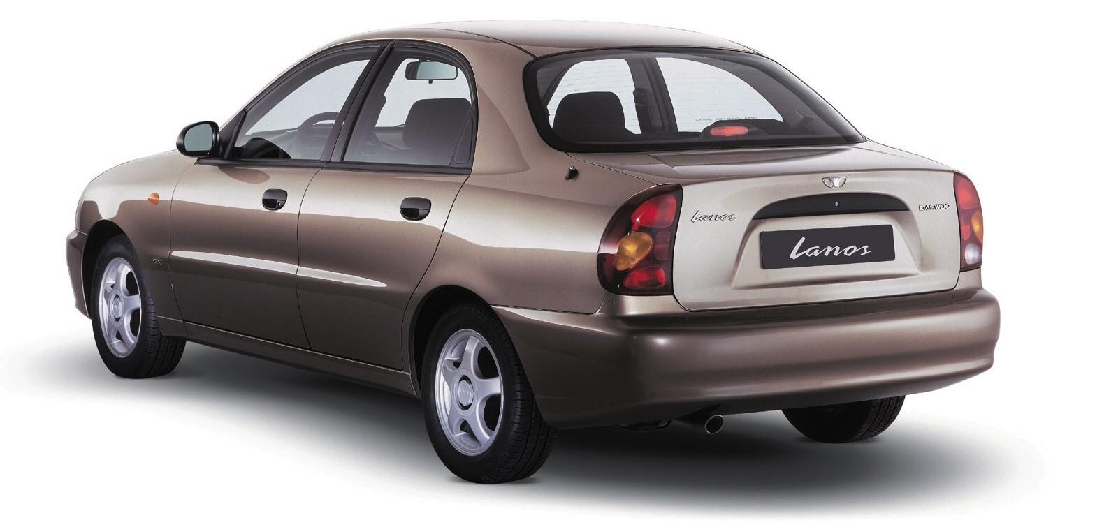 Daewoo Lanos (T150) '2000–09