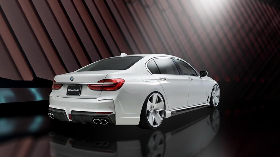 BMW 7-Series Black Bison Edition