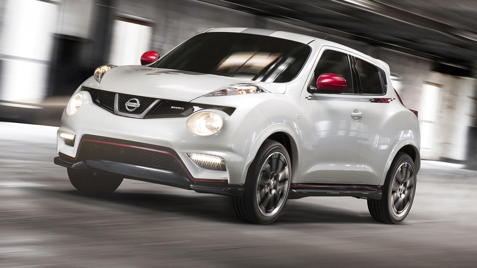 На фото: Nissan Juke Nismo '2013–14