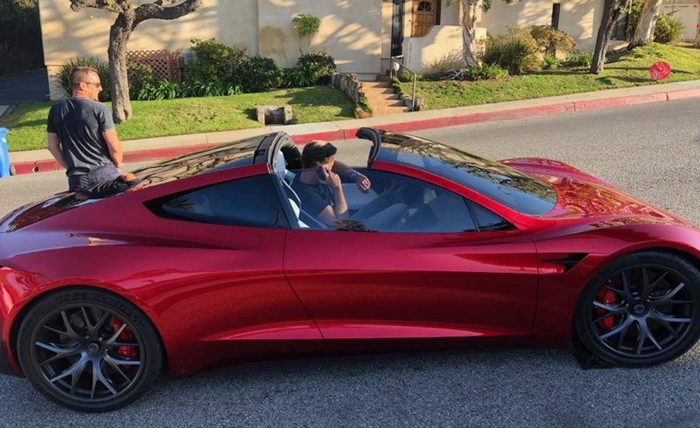 Tesla Roadster 2020 3