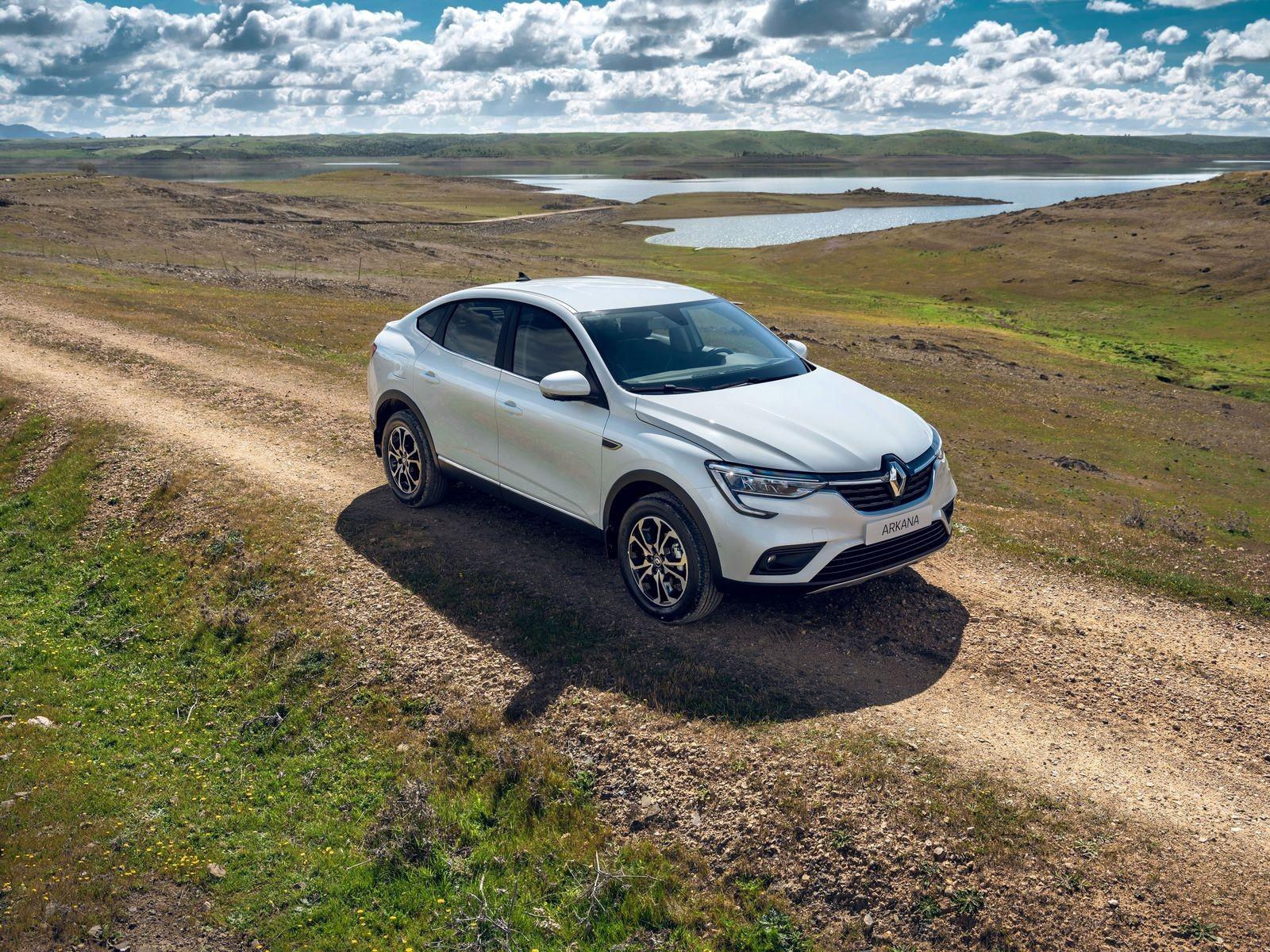 Стильно, функционально, экономично. 5 причин купить Renault Arkana