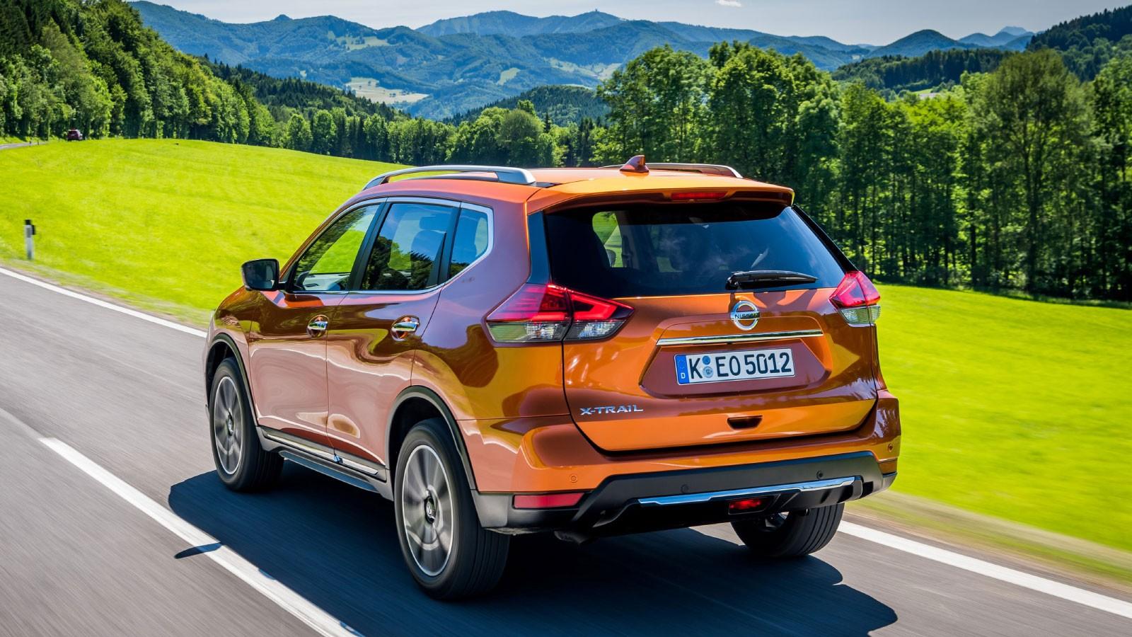 Nissan X-Trail (T32) '2017–н.в.