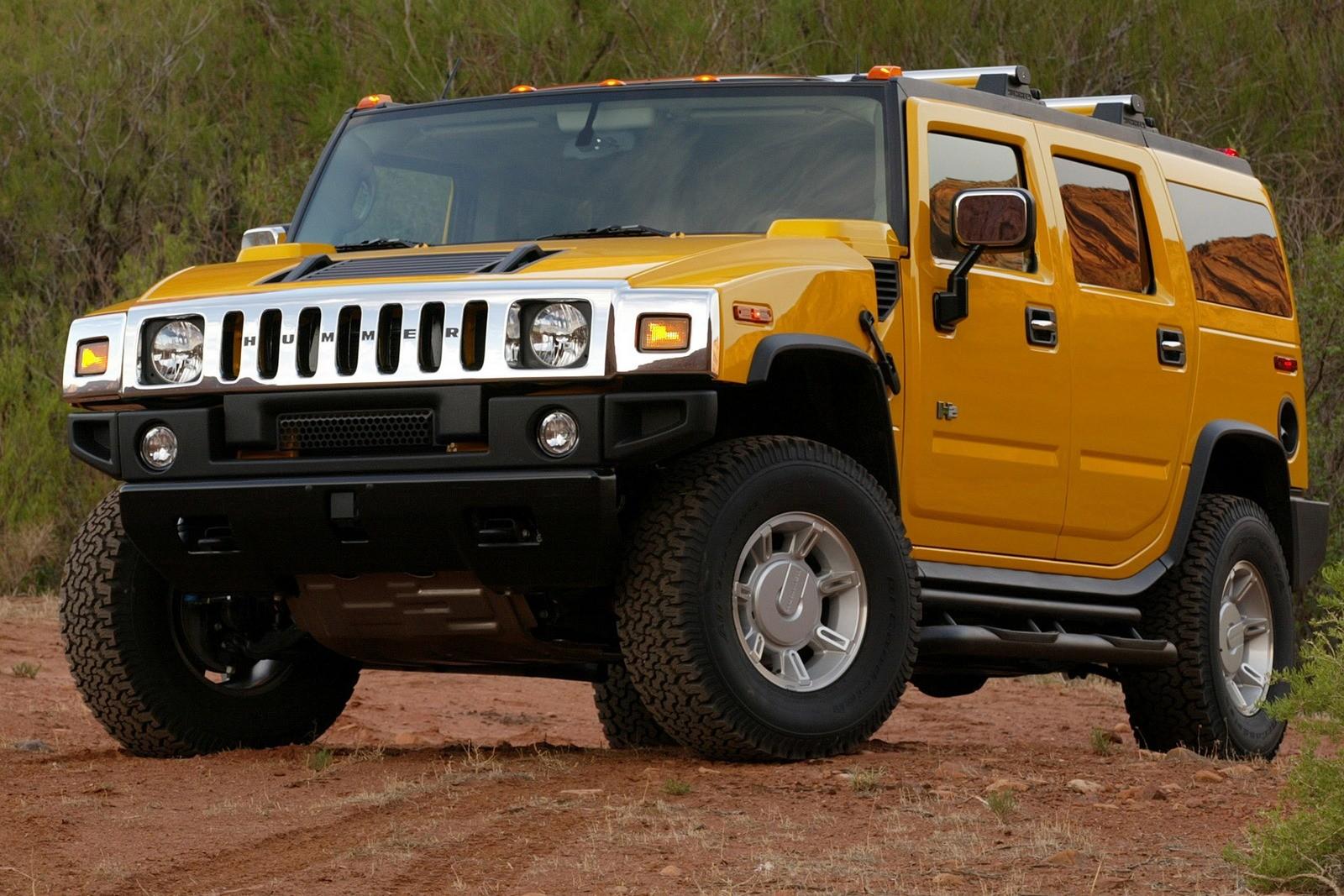 Hummer H2 '2002–07