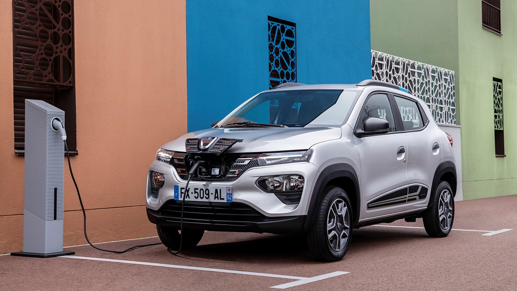Dacia Spring в продаже: дороже, чем ожидалось. Euro NCAP может всё испортить