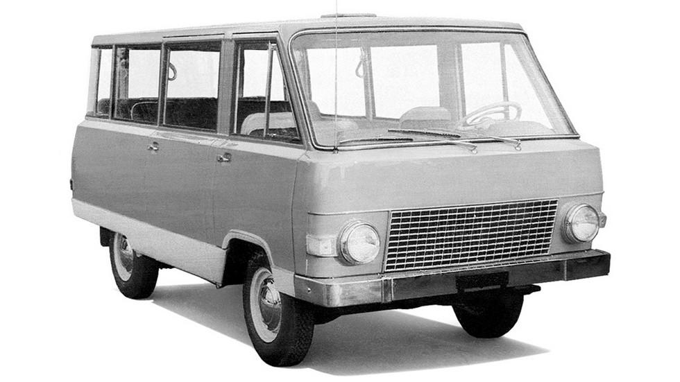РАФ-982-0