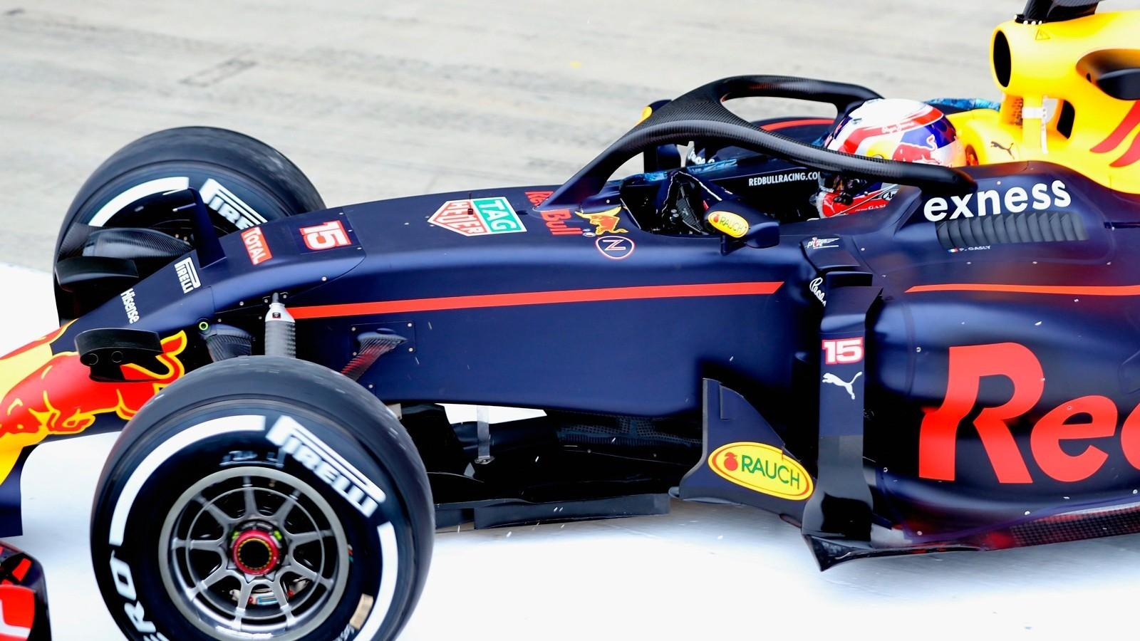Система защиты головы пилота Halo была разработана специалистами Ferrari