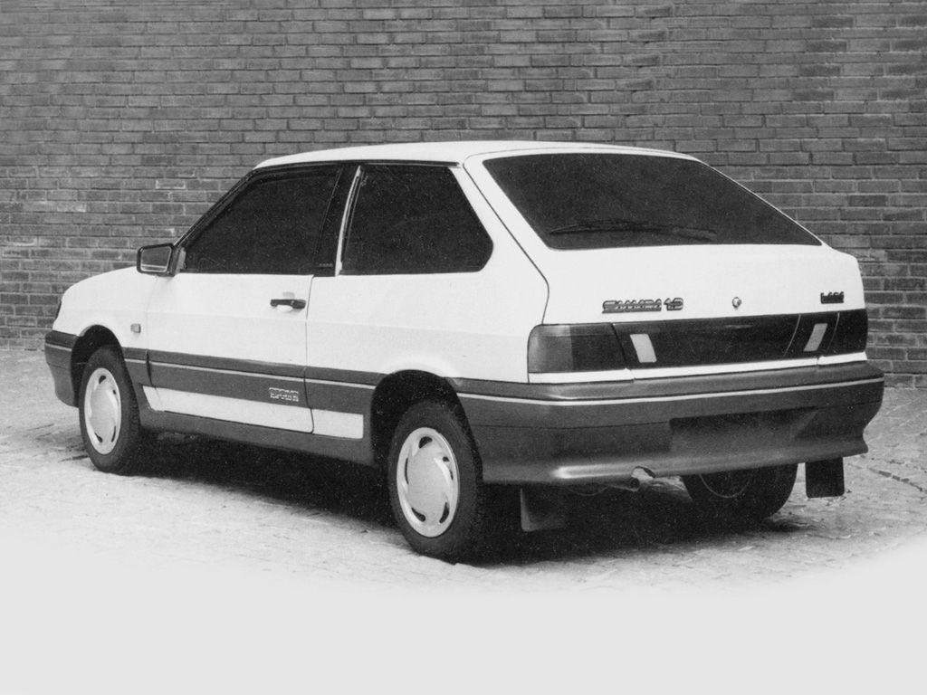 Внешность от Ford, карбюратор и плохой свет: мифы и факты о Lada Samara 2