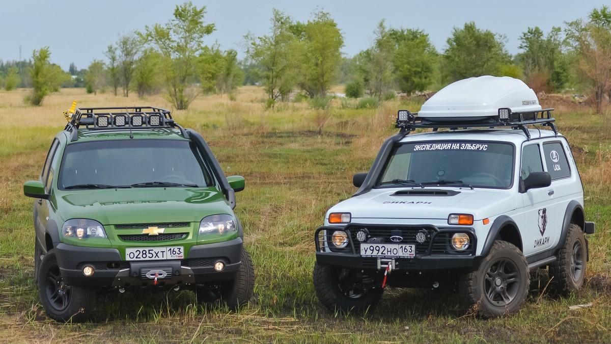 Lada 4x4 и Chevrolet Niva: чем похожи и чем отличаются? - КОЛЕСА.ру – автомобильный журнал