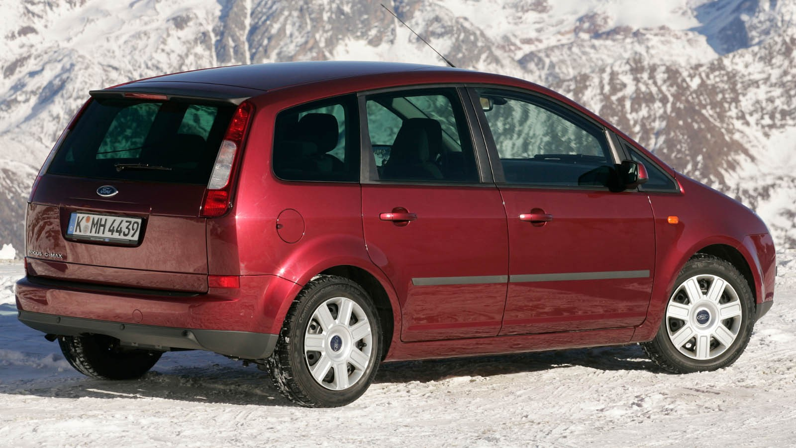 Ford C-MAX '2002–10