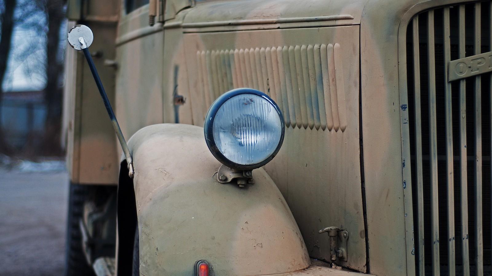 Opel Blitz фара