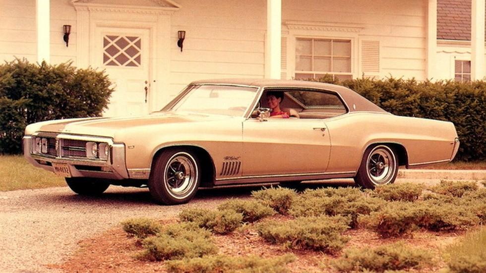 Buick Wildcat Custom 2-door Hardtop (46637) '1969