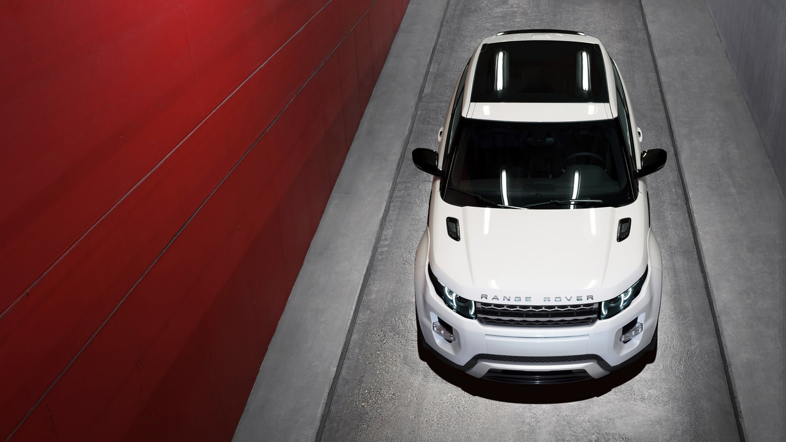 Range Rover Evoque Coupe Dynamic '2011–15