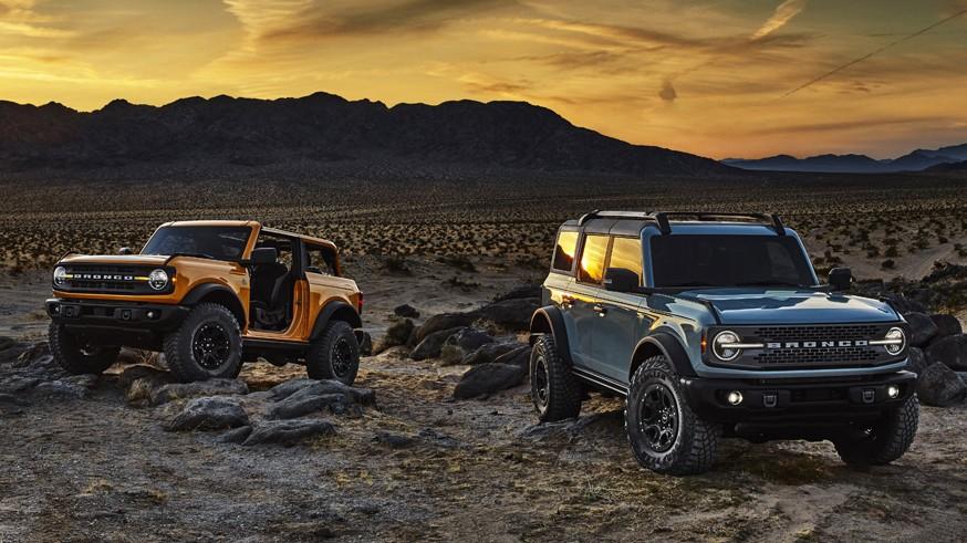 Рамному внедорожнику подправят внешность: стало известно, когда Ford обновит Bronco