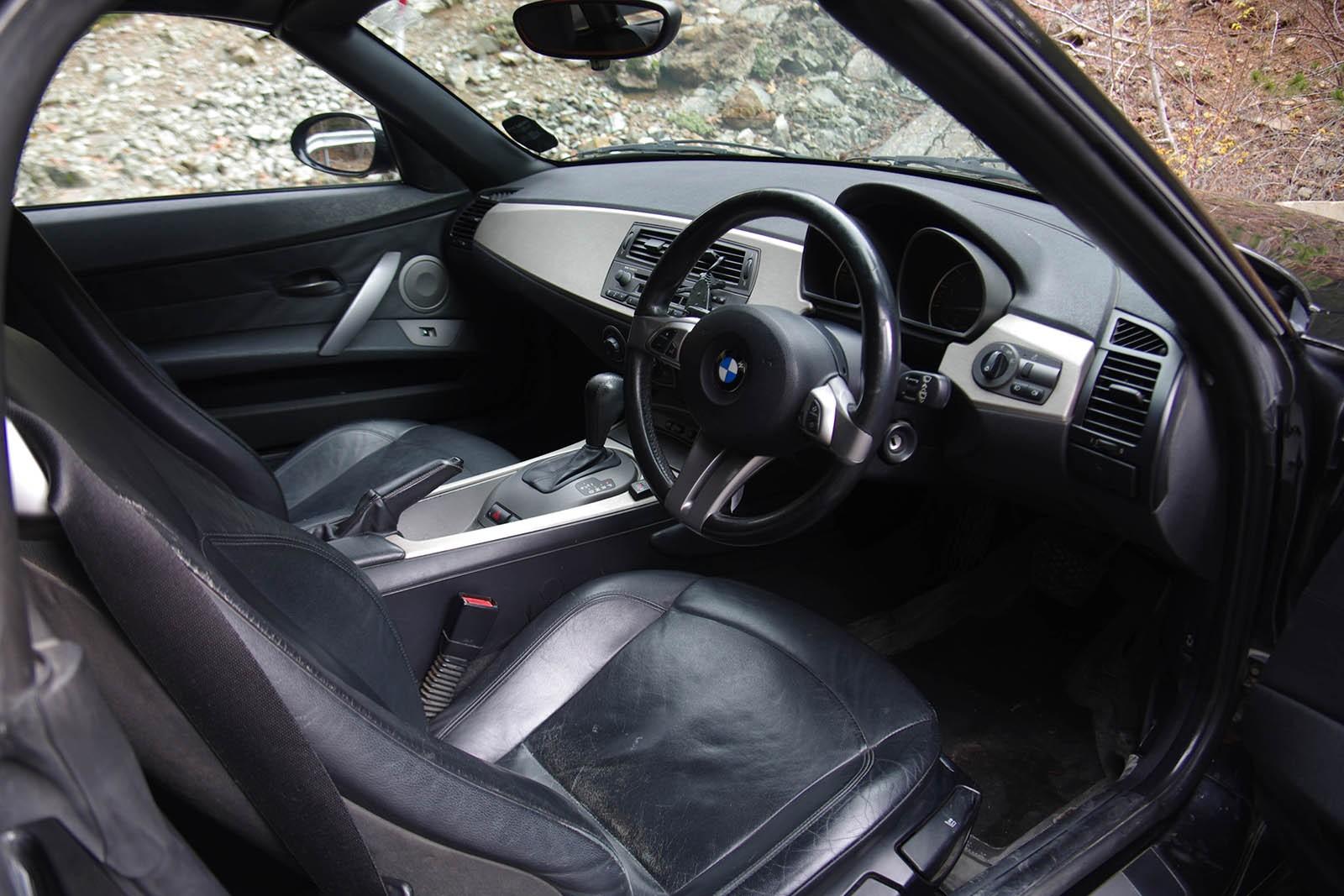 Мои вкусы слишком специфичны: опыт владения BMW Z4 E85