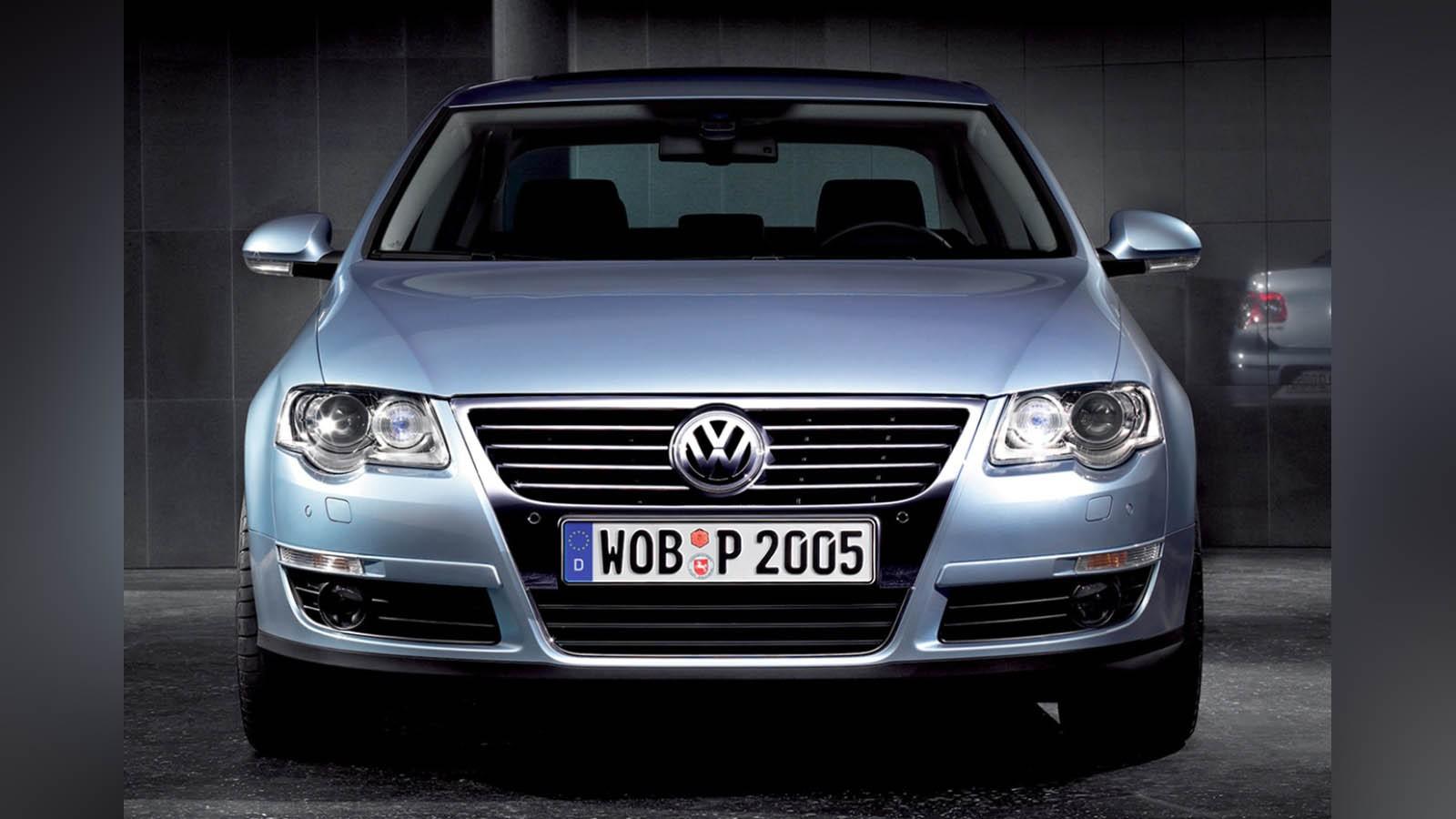 Volkswagen Passat (B6) '2005–10