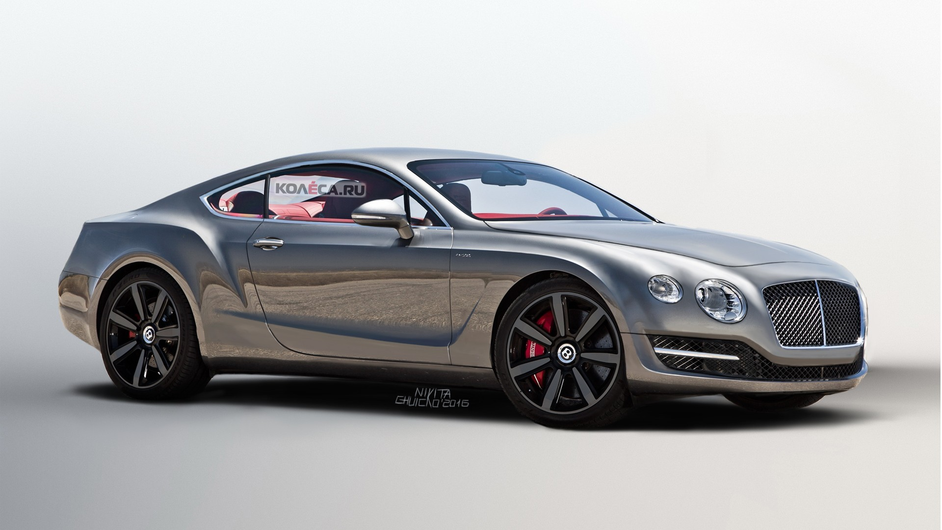 Bentley Conti front