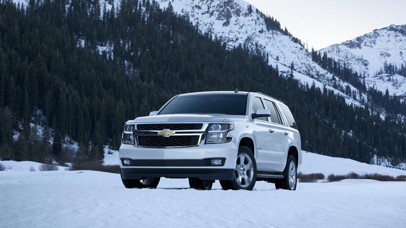 Oбновленный Chevrolet Tahoe