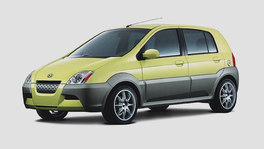 Hyundai TB Concept '2001