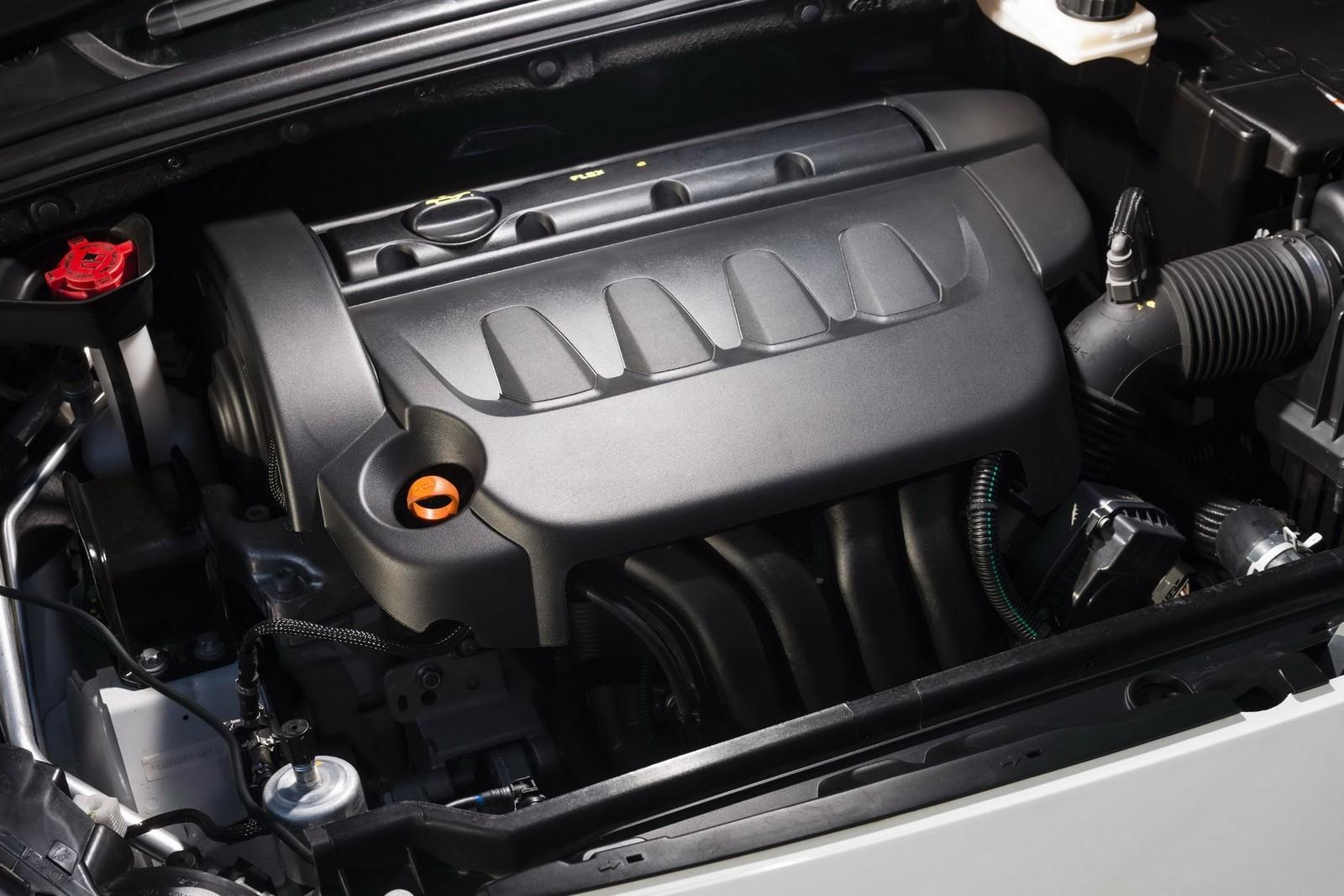 Под капотом Peugeot 308 BR-spec '2012–15