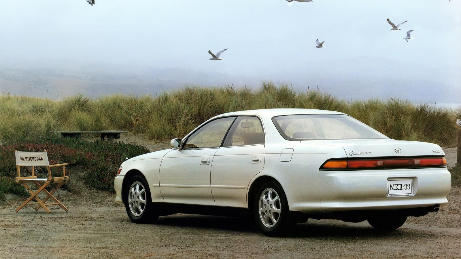 Toyota Mark II 2.5 Grande G (X90) '1992–94
