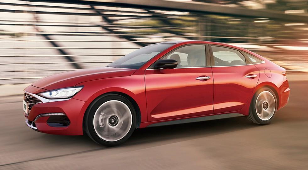 Больше спорта: рестайлинг может принести молодёжному седану Hyundai Lafesta подогретую версию