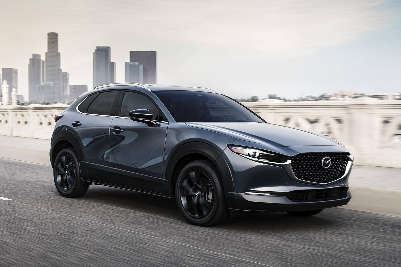 Не MPS, но близко: кроссовер Mazda CX-30 обзавёлся топ-версией с турбомотором