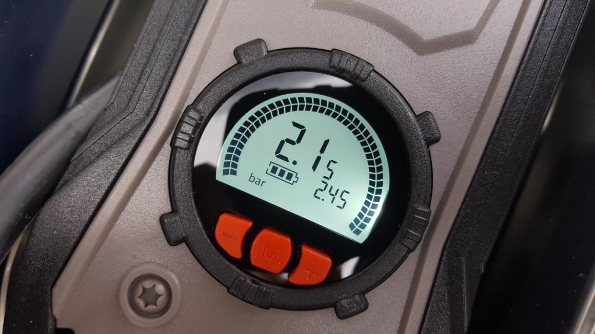 Как накачать 10 колес с помощью «ведра»: тест BERKUT Spec-2M