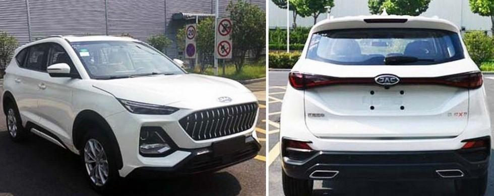 Китайский X8: трехрядный салон и мотор от младшего SUV (но мощнее)
