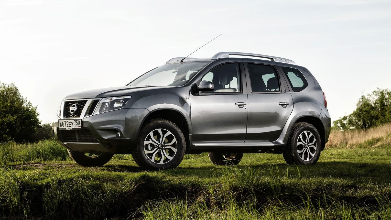 Nissan Terrano '2016–н.в.