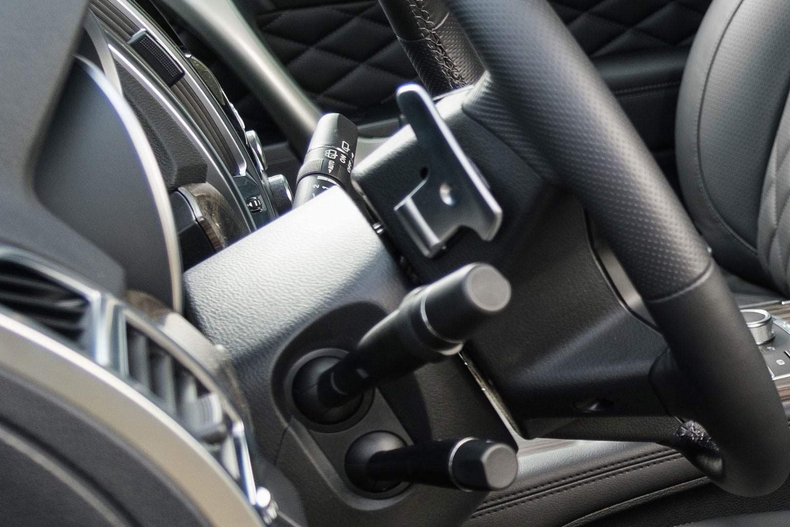 Передняя блокировка, дефорсированный мотор и роскошный салон: тест обновленного Haval H9