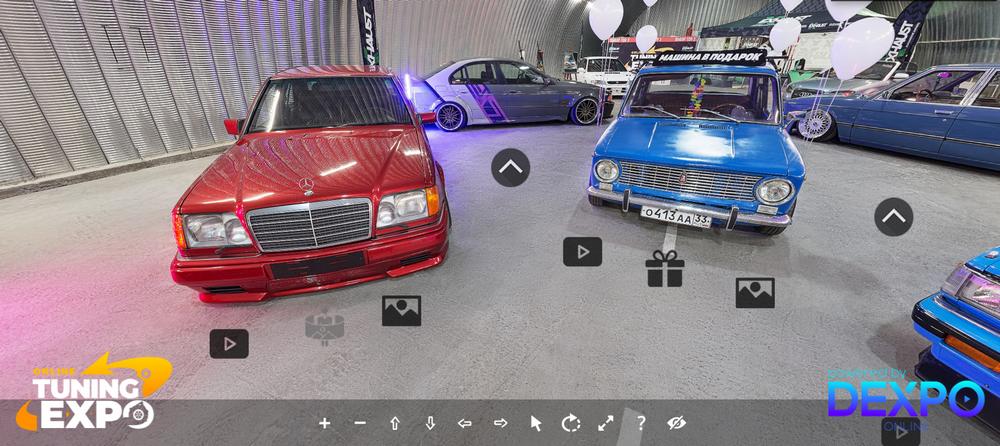 TuningExpoOnline: открыта первая в мире автомобильная онлайн-выставка