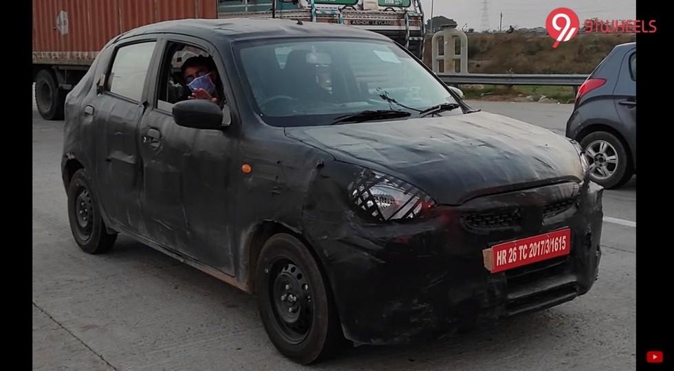 «Бюджетник» Suzuki Celerio подрастёт в новом поколении и станет богаче