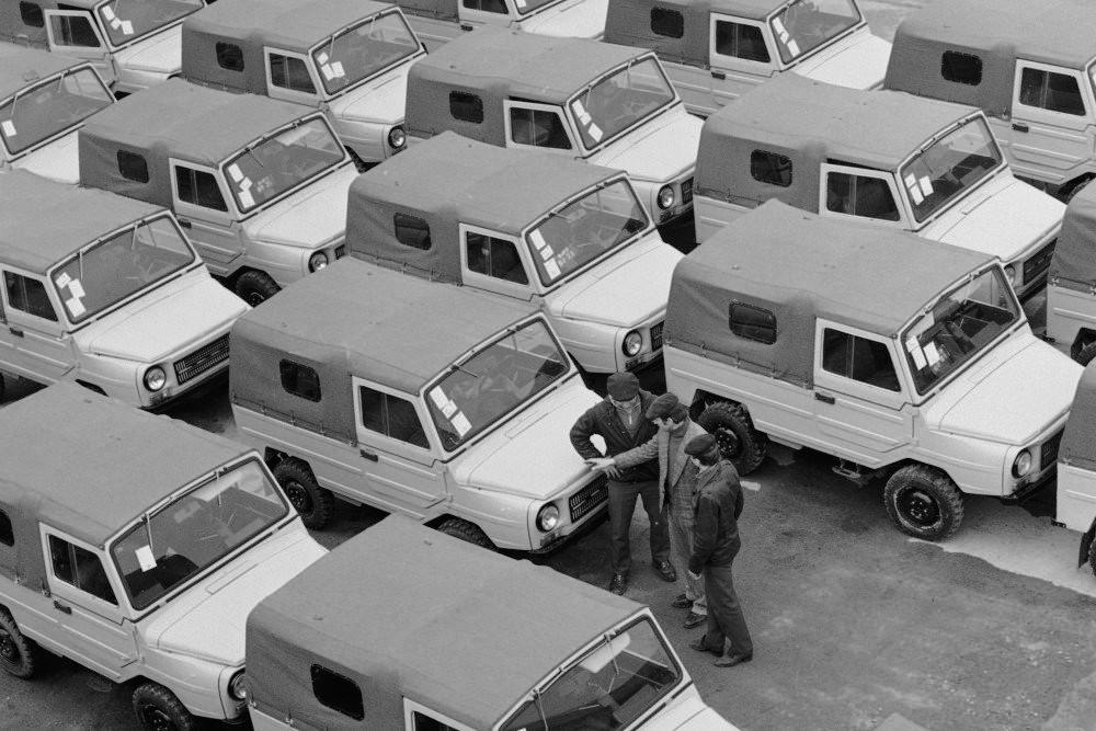 Чужое сердце: какие советские автомобили получили моторы от других машин