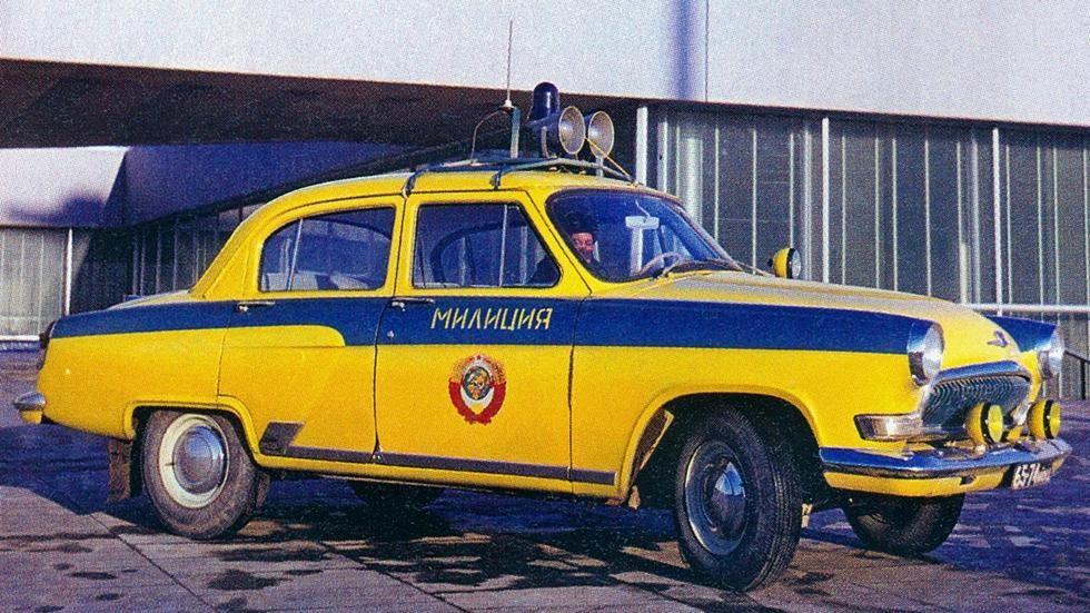 ГАЗ-21 «Волга»