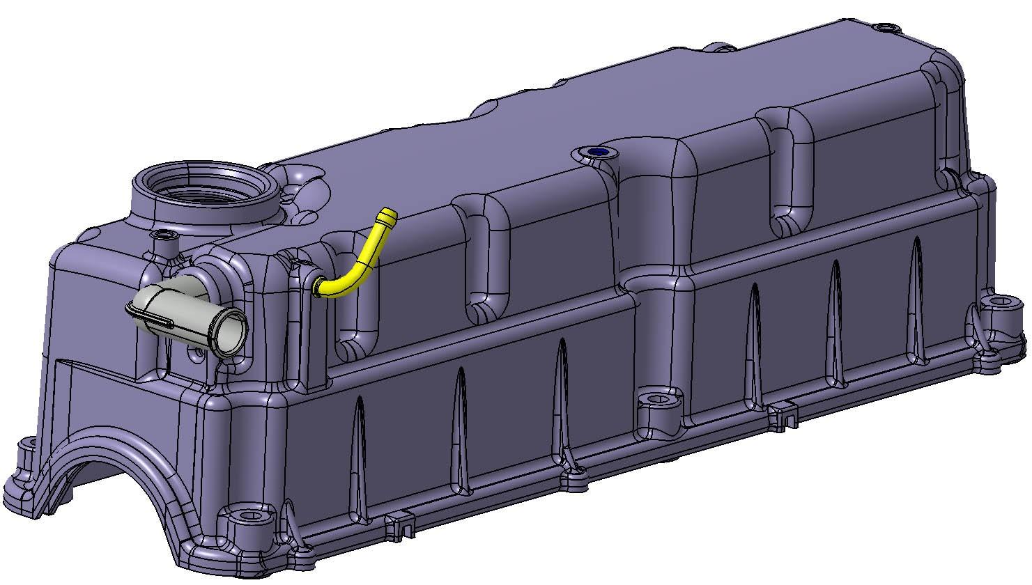 Новый 8-клапанник ВАЗ-11182: как он устроен, за счёт чего подняли мощность и момент