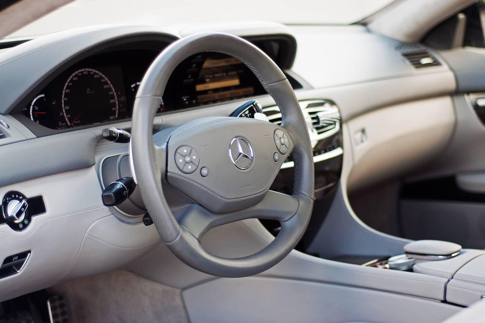 Иллюзия полёта: опыт владения Mercedes-Benz CL 63 AMG