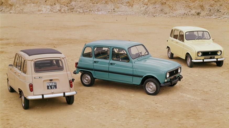 Renault может воскресить несколько старых названий для своих новых моделей