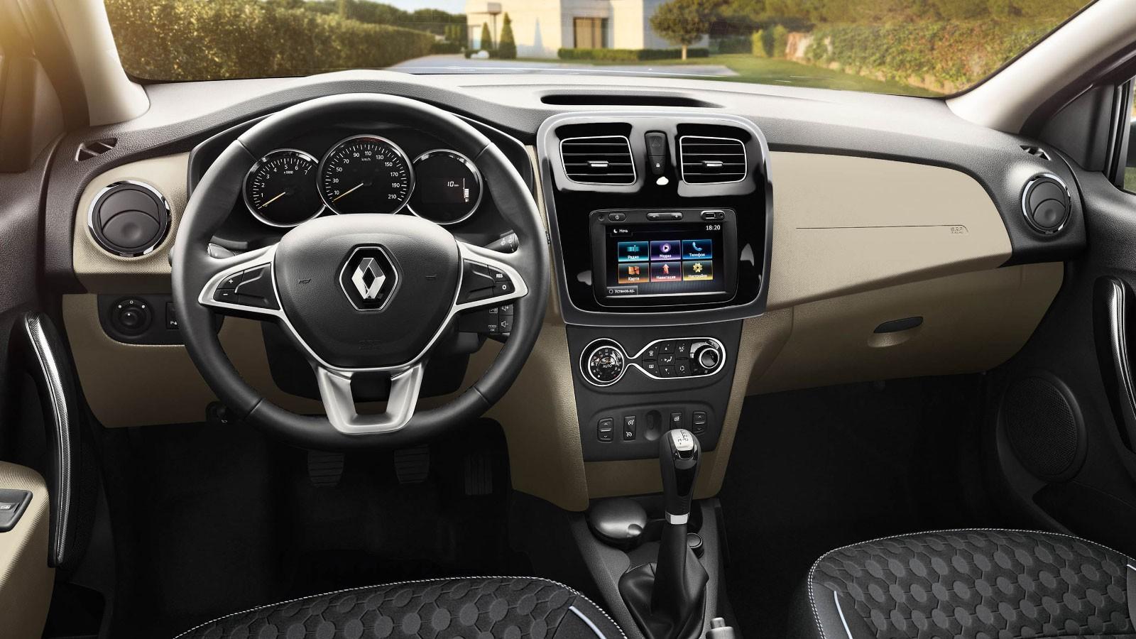 Renault Logan '2018–н.в.