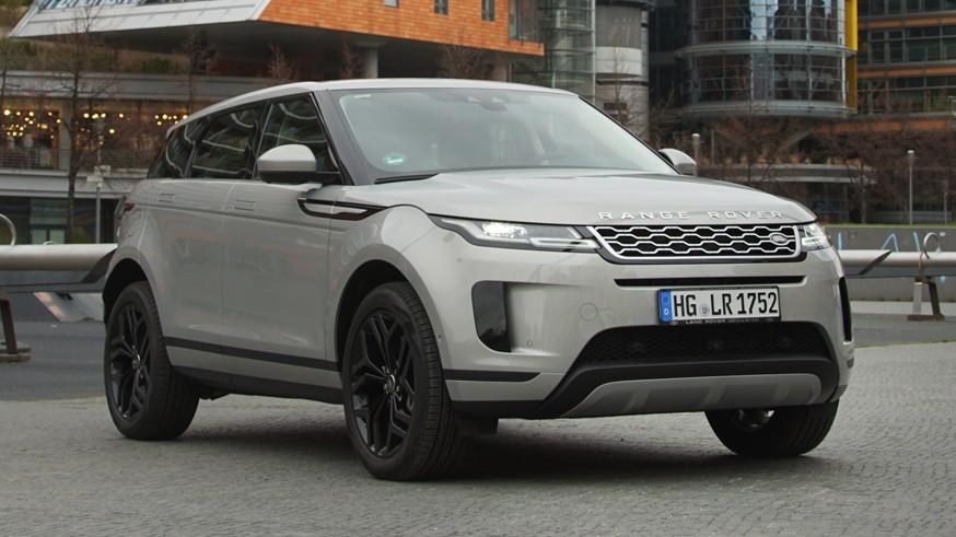 Land Rover занимается новыми Evoque и Discovery Sport: другая платформа и более высокая цена